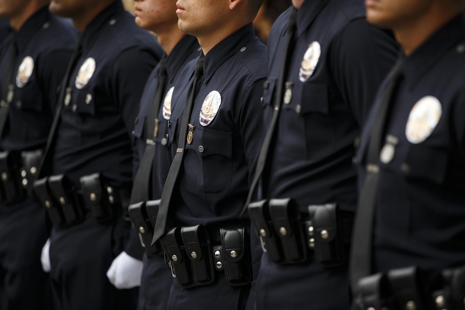More Police Officers Don't Equal Safer Neighborhoods