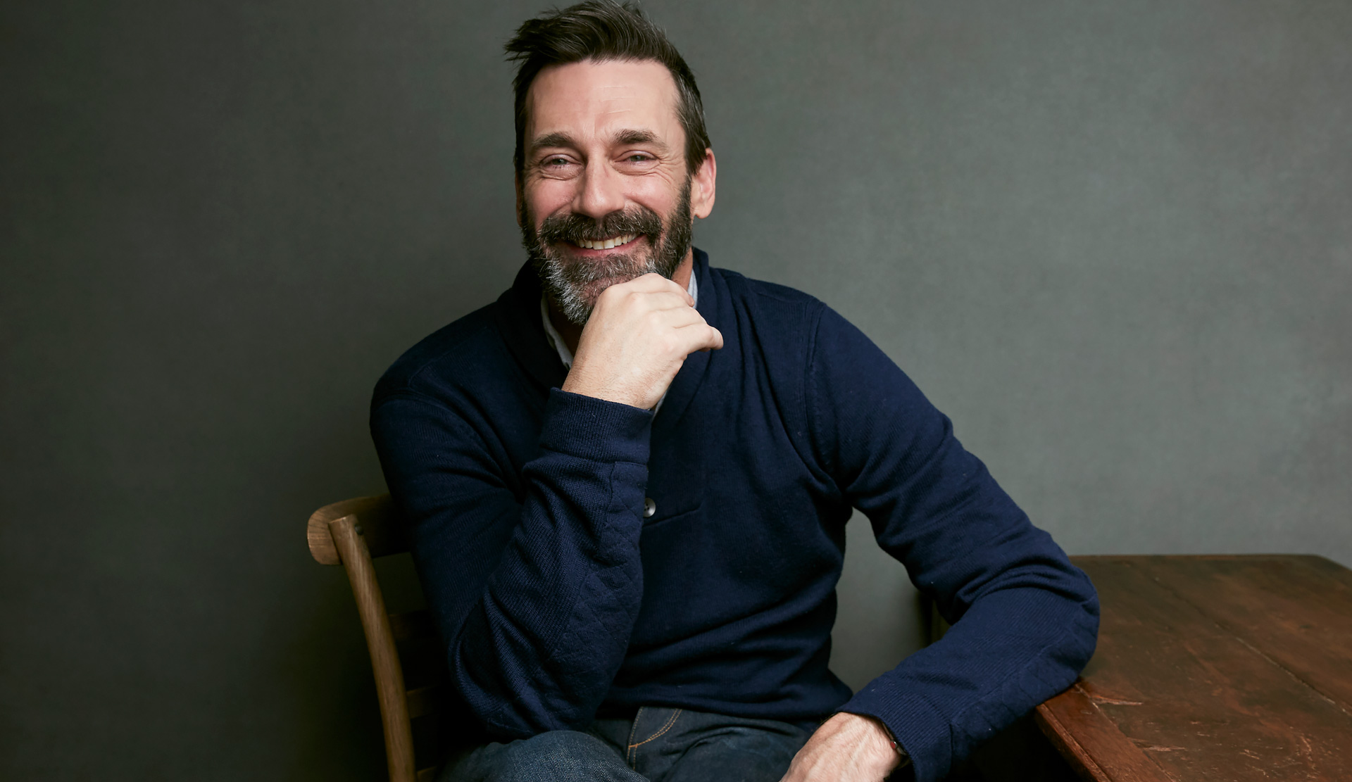 The Impeccable Jon Hamm