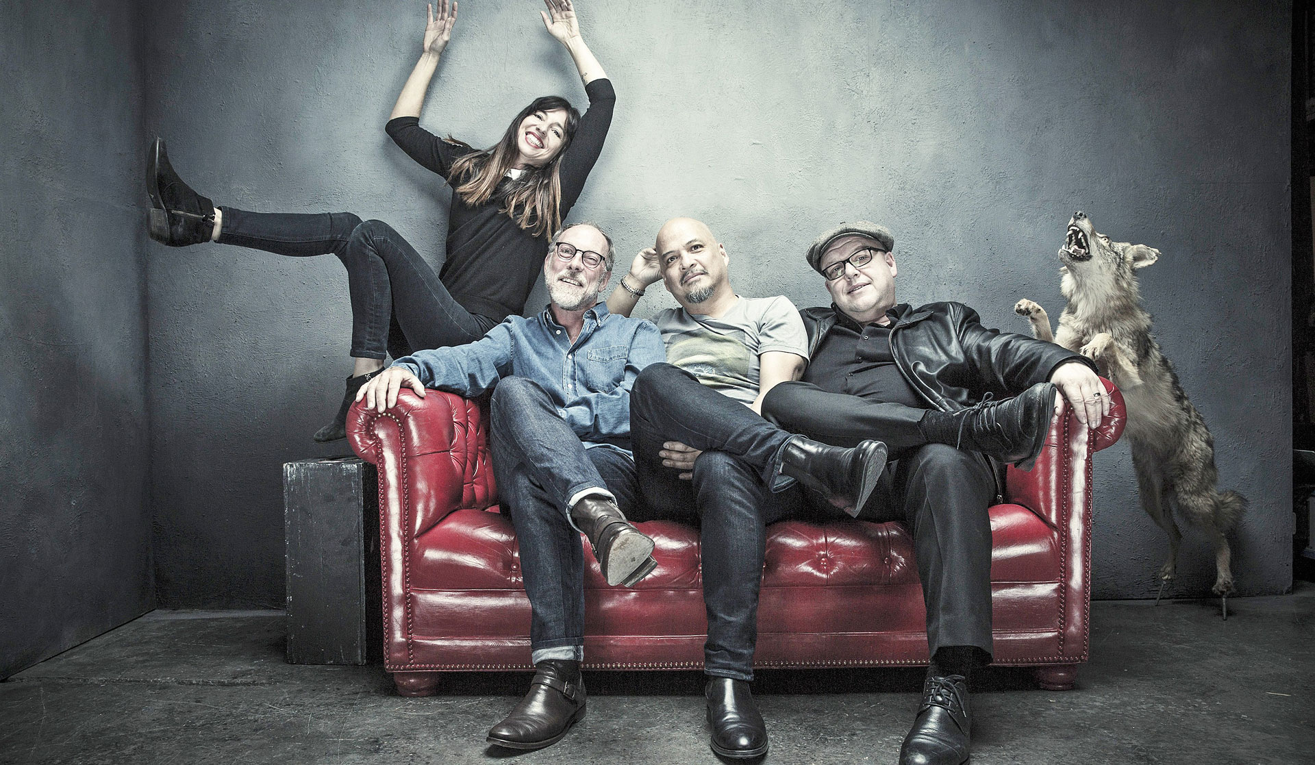The Pixies — Beneath the Eyrie